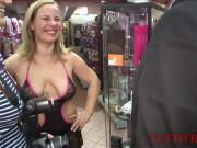 sex shop amateur casting