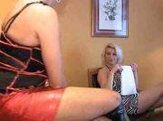 Keessie & Barbara 2 blonde part 1of1 Nederland Dutch