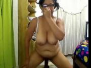 BBW Latina big titts