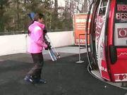 im Ski urlaub