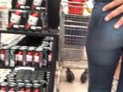 exquisito culo en jeans apretadito
