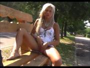 Barefoot Valeria - Russian Public Slut