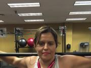 AT THE GYM