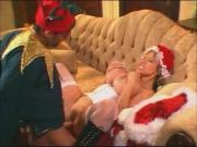 Big tits wish you merry Christmas