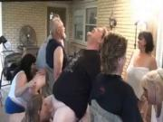 A Blowjob Party Swingers