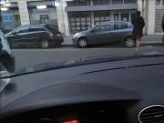my boobs in the street