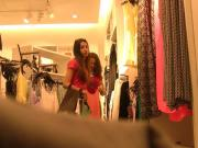 Two Cute Latina Teens Shoppin' Graz 10