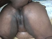 Big ass licking and fucking