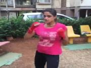 Cute Desi Boxing 2 Non Nude