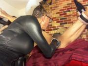 Mistress having fun