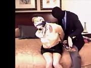 Appointment bound and gagged in silk part1