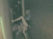 Public Sex in Alley