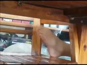 Candid feet #110