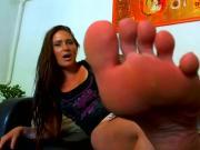 POV foot session
