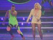 Britney Spreads Her Legs Wide For You