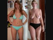 before after nude girlfriend