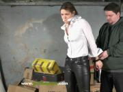 Bodysearch Distress - DiD-Zone - Tied Damsel