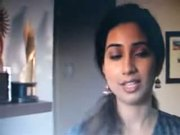 Bengali singer Shreya Goshal gets spit and cummed on