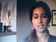 Bengali singer Shreya Goshal gets spit and cummed on