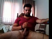 Masturbating Turkey-Turkish Hunk Mali Canakkale Big Dick