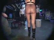 German Pornstar Kathleen White - Experiment: Ausgeliefert!