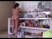Nudist latin girl