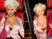 Christina Aguilera Boobs