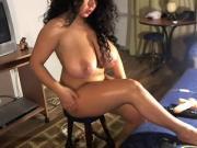 Pretty Busty Curvy Latina
