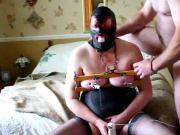 Amateur wife bdsm masturbation