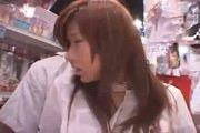 Serina Hayakawa fucked in public place