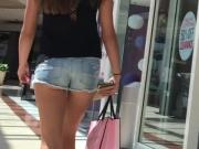 Cheeky shorts