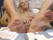 Lola's soles from chaturbate