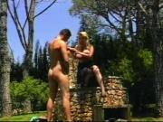 Angela Roccanera Outdoors Titfuck
