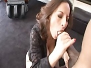 Mellissa Monet  -  Milf magnet,  stockings & garter..