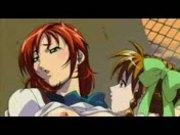 Hentain lesbian love #-by Sabinchen