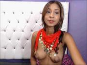 hot latina and big puffy nipples