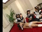 japanese maids facesit pt.2