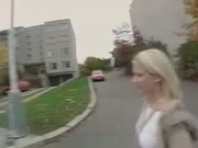 Czech Public Girl
