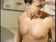 Blonde wife gets fucked by stud in front of her dumb husband