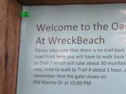Wreck Beach Trails