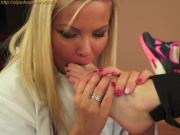 Foot Tickling at Clips4sale.com