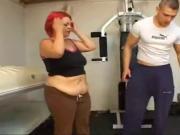 Fat mature Fuck Scene
