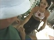 Cute Brunette Gives Quickie Handjob! Watch Read Rate Comment! Pornbuddy97