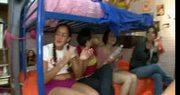 Dorm girls crazy party (3 of 4)