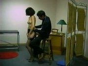 Spanking Teen Doctors Office xLx