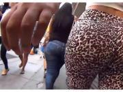 New York booty walk