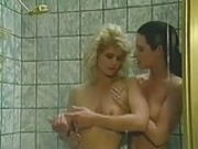 Jeanna and KC Williams 's Sensual Shower ! F70