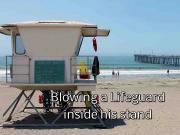Sucking Str8 Lifeguard