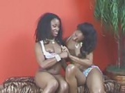 Black on Black  ( lollipop lesbians )