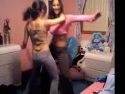 hot girls dance
